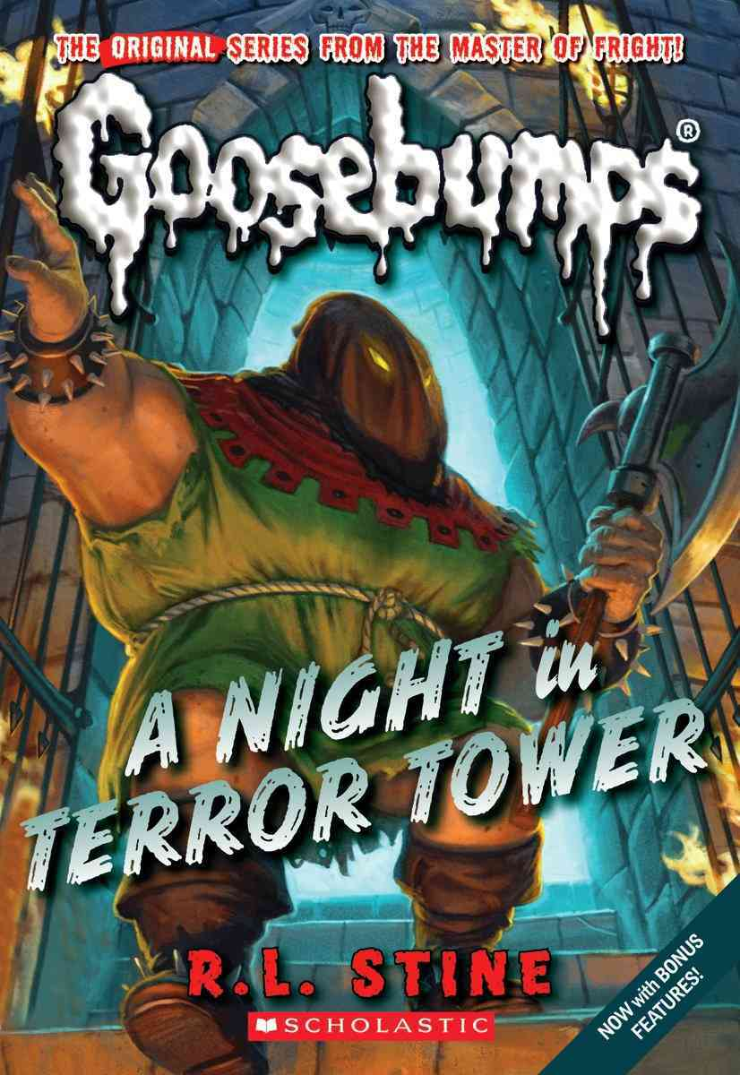 A Night in Terror Tower By Stine, R. L.